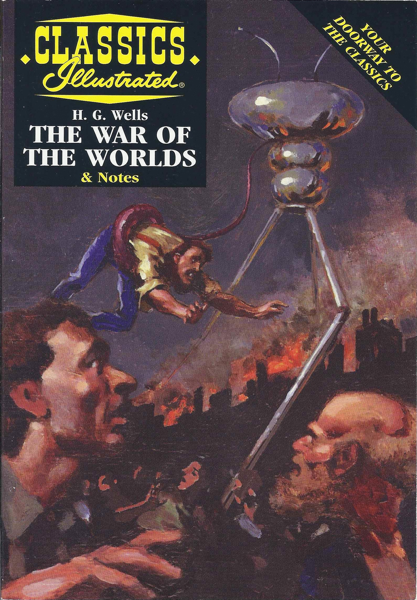 h g wells' the war of the
