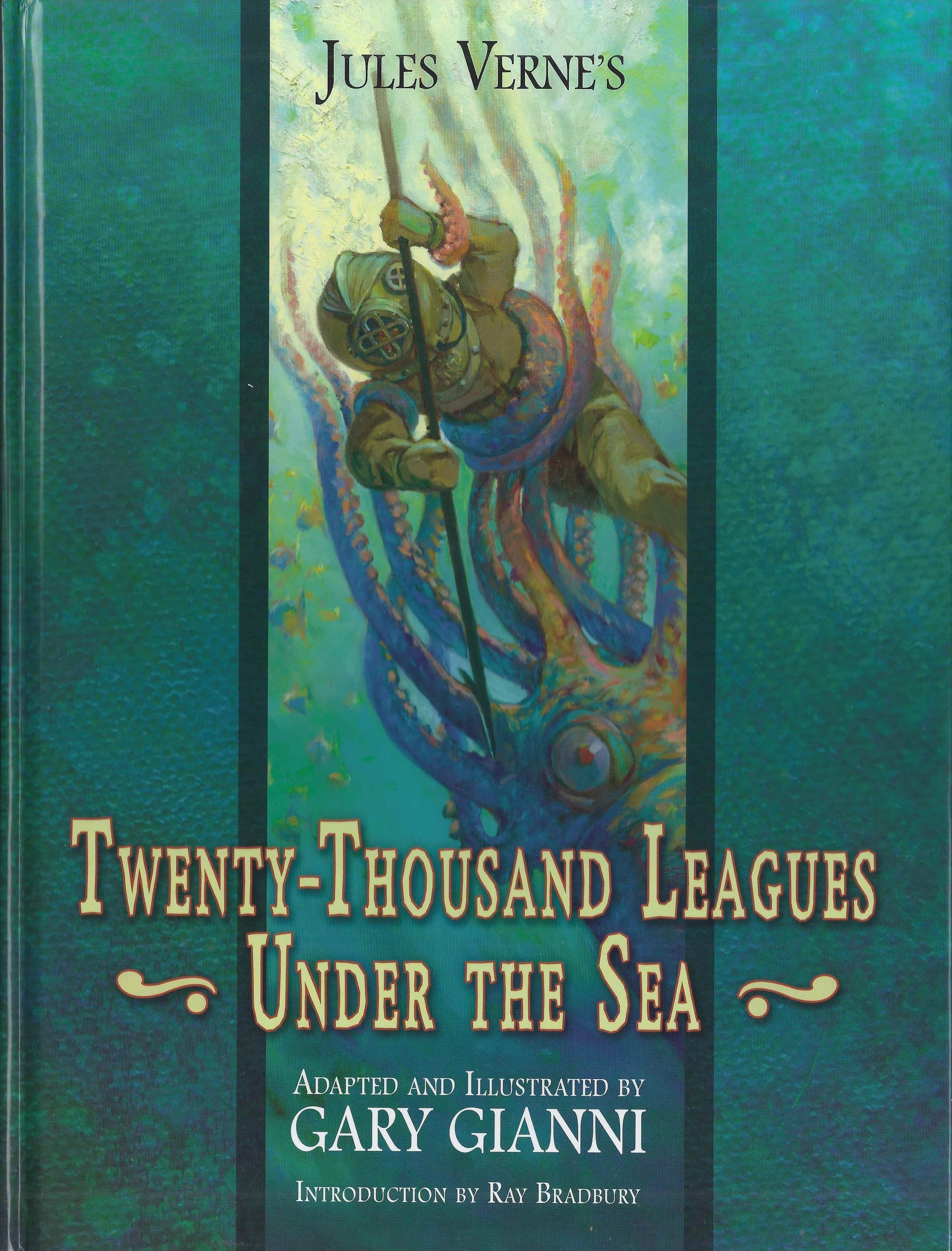 a reading report on twenty thousand leagues under the sea by jules verne Journey to the centre of the earth jules  edition of journey to the centre of the earth also includes  verne twenty thousand leagues under the sea.