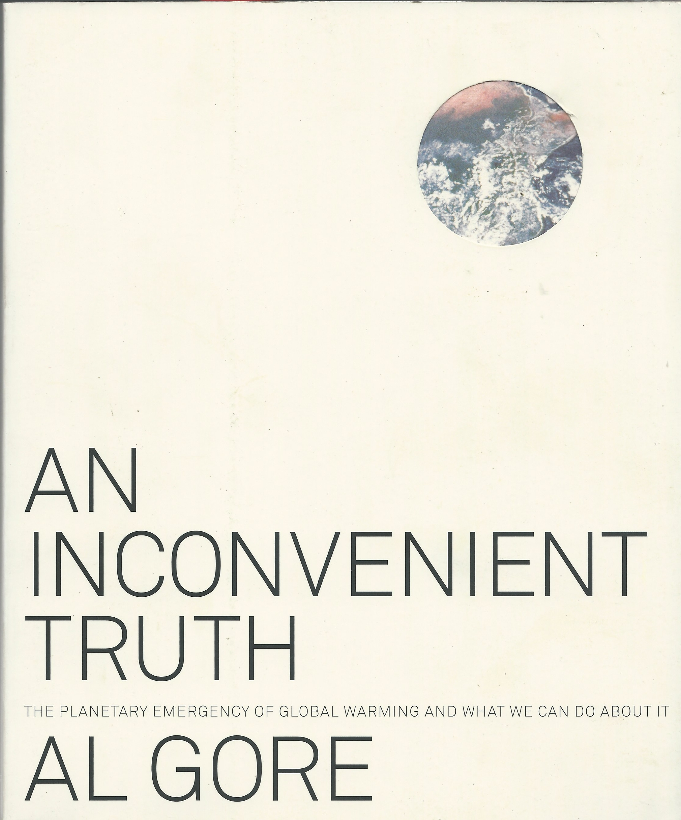 summary of inconvenient truth by al gore